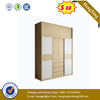 Classic Big size Wooden 25mm thickness two doors closet(UL-9GD268)