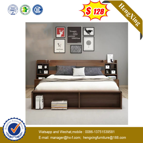 GuangDong Factory No MOQ melamine bed (UL-9BE129)